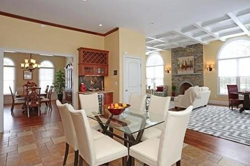 Walpole Living/Dining Room