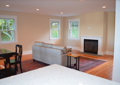 Cohasset Living Room Before